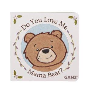 CBK Inspired Home Mama Baby Bear Book - BG4200
