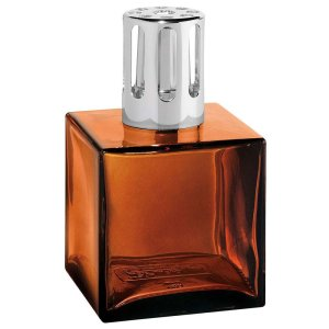Cube Value Amber Lampe by Maison Berger - 113591