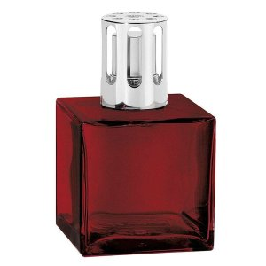 Cube Value Red Lampe by Maison Berger - 113604
