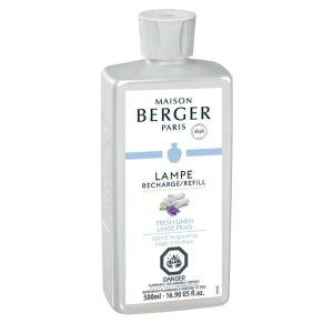 Fresh Linen Lampe Maison Berger Fragrance 500ml - 415011