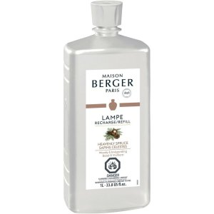 Heavenly Spruce Lampe Maison Berger Fragrance 1 Liter - 416057