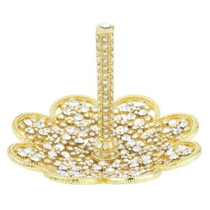 Olivia Riegel Gold Princess Ring Holder - RH2004
