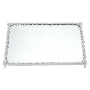 Olivia Riegel Luxembourg Mirror Tray - VT1167