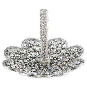 Olivia Riegel Silver Princess Ring Holder - RH1102