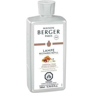 Oriental Star Lampe Maison Berger Fragrance 500ml - 415313