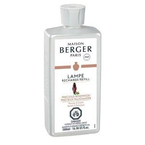 Precious Rosewood Lampe Maison Berger Fragrance 500ml - 415357