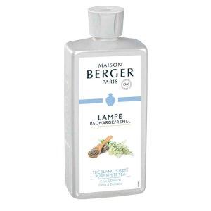 Pure White Tea Lampe Maison Berger Fragrance 500ml - 415361