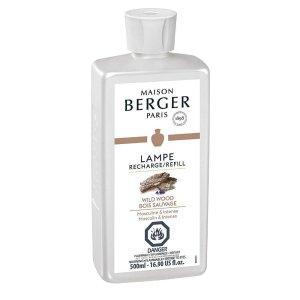 Wild Wood Lampe Maison Berger Fragrance 500ml - 415187