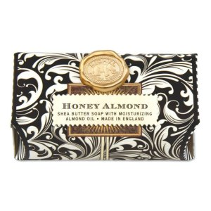 Michel Design Works Honey Almond Large Soap SOAL182