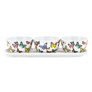 Michel Design Works Papillion Condiment Set SWCS298