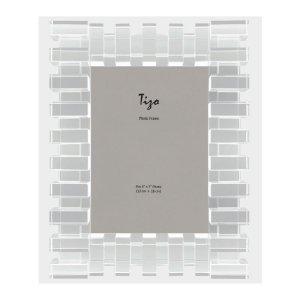 Tizo Design Crystal Glass Block Picture Frame PH1850