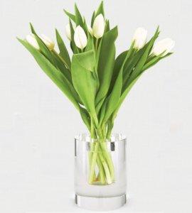 Tizo Design Cylinder Crystal Glass Vase XY130VAS