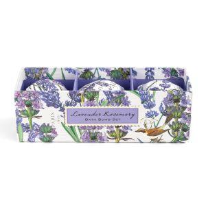 Lavender Bath Bomb Set