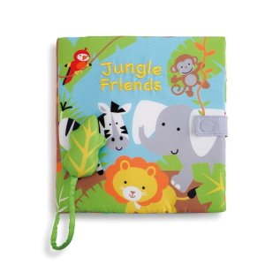 Jungle Friends Book