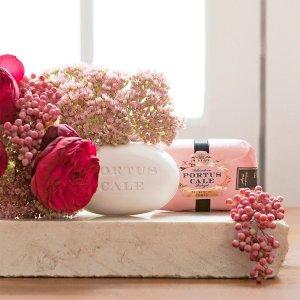 Portus Cale Rose Blush Soap
