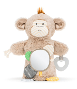 Demdaco Activity Puppet - Monkey