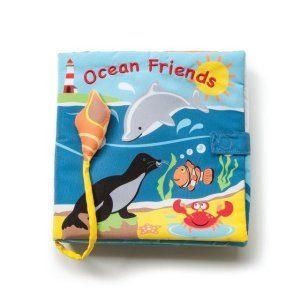 "Demdaco <a href=""https://lifestylesgiftware.com/product/demdaco-ocean-friends-book-with-sound/"">Ocean Friends Book with Sound</a>"