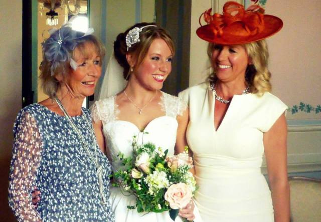 Make-up & Hair - bride and mother of the bride