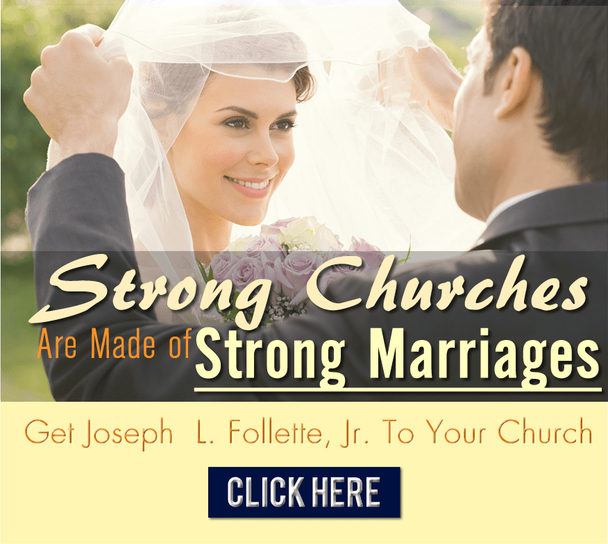 Strong Churches are made of Strong Marriages