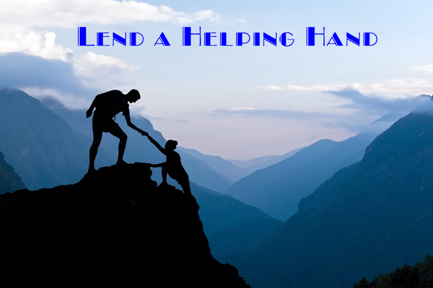 Lend a helping hand and make a donation to someone in need of therapy