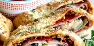 Paneer pizza sandwich