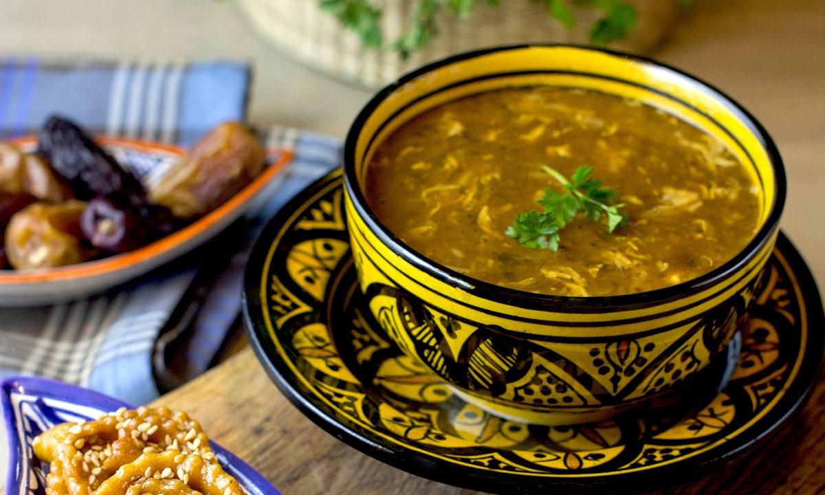 Sonth harira recipe