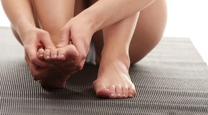 पैरों के तलवों की जलन, सूजन और दर्द