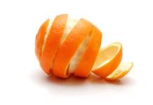 संतरे के छिलके