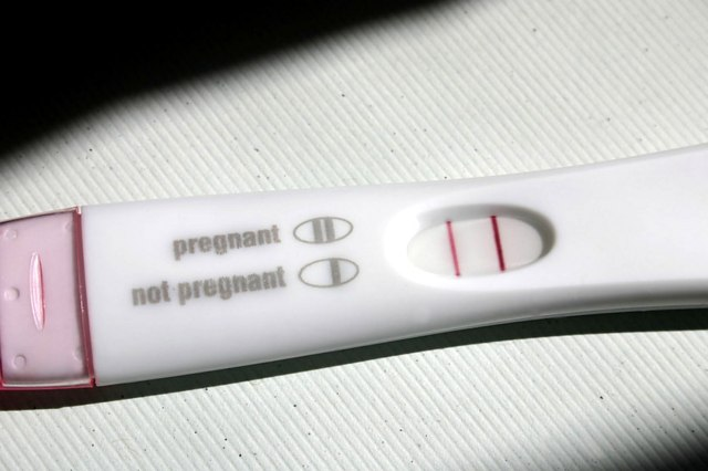 Positive pregnancy