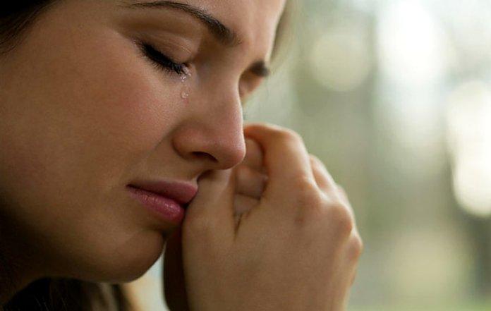 रोने के फ़ायदे