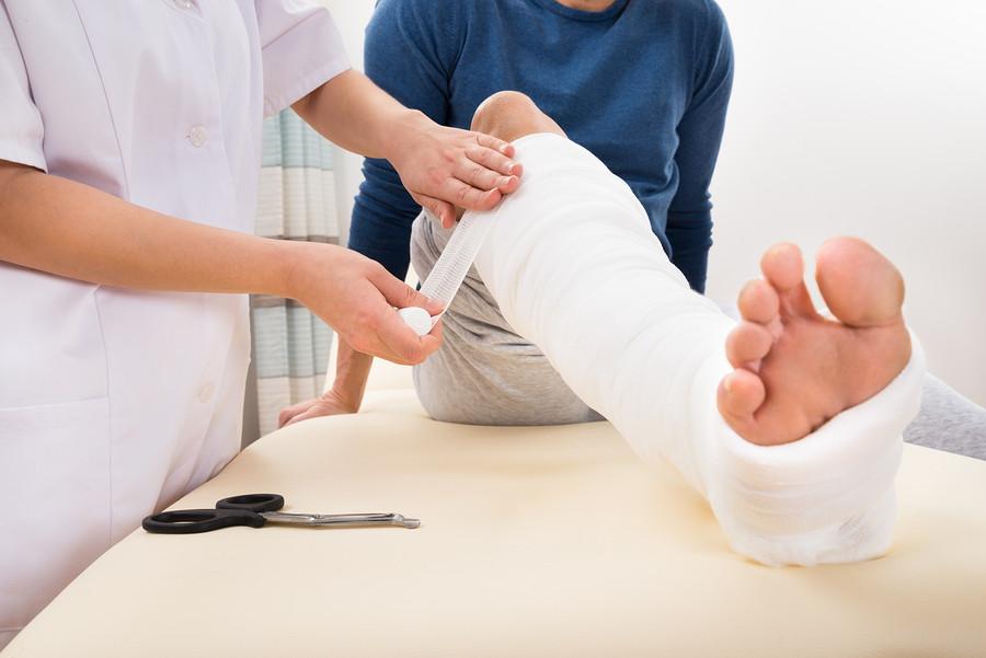 टूटी हड्डी का घाव भरने की नई तकनीक