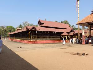 Evoor krishna temple