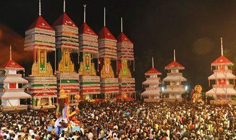 Chettikulangara Festival