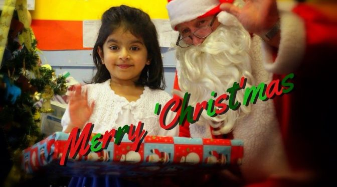 Christmas Album from India and the World