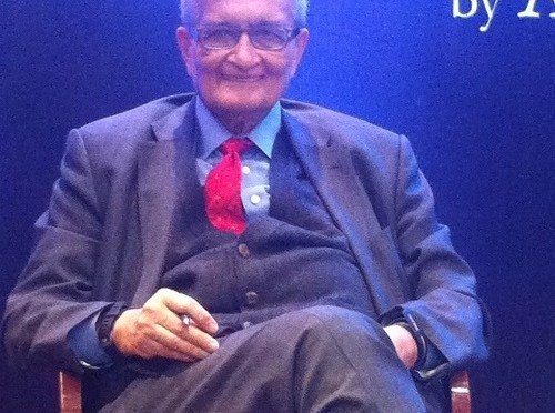 Amartya Sen's reflection on contemporary issues
