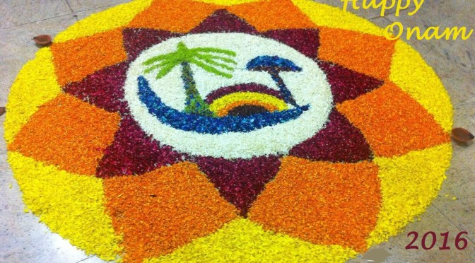 Delhi Malayalee Association Celebrates Onam