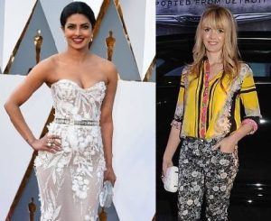 Sophia Banks styled Priyanka Chopra's Oscar Outfit