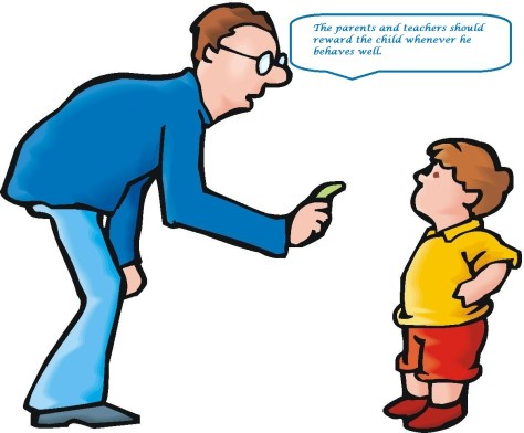 What is the behavioural approach used in ADHD?