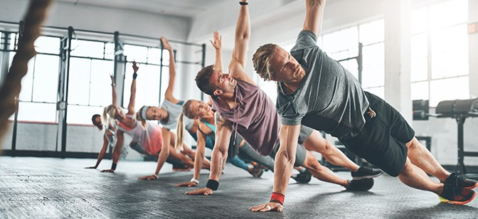 fitness trends in the UK in 2018