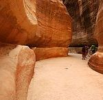 Explore Petra with Queen Rania on Google Maps