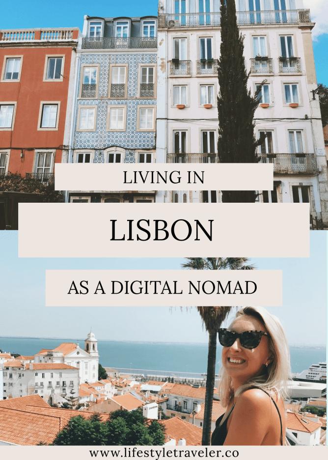 Living in Lisbon as a Digital Nomad | lifestyletraveler.co | IG: @lifestyletraveler.co | Photo by: Abi Prowse