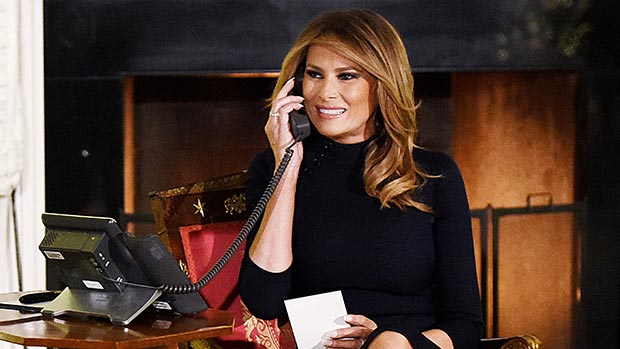 Melania Trump Sits Alone In White House For Her 49th Birthday