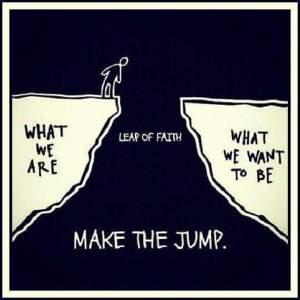 Make the JUMP?