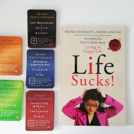 Life Sucks! Book + Movere Cards Set 1