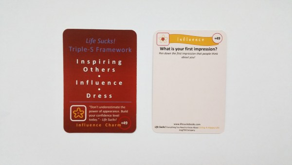 Inspiring Others | Influence | Dress