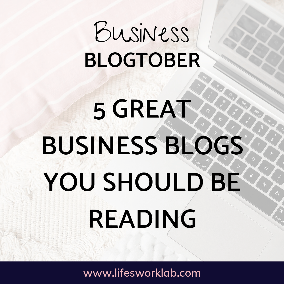 Great Business Blogs Cover