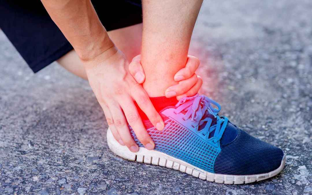 5 Tips to Prevent Recurrent Sprained Ankles