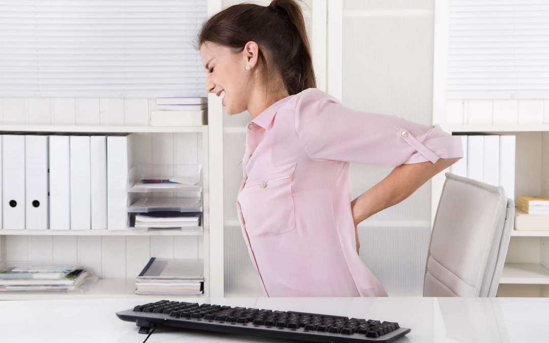 Reducing & Preventing Back Pain with Workplace Ergonomics
