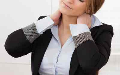 How to Relieve Neck Pain: 5 Things You Need to Do