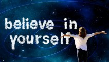 belief in yourself sign